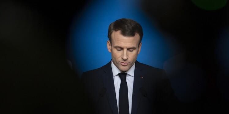 Vidéo - Emmanuel Macron provoque le malaise à la Maison du handball