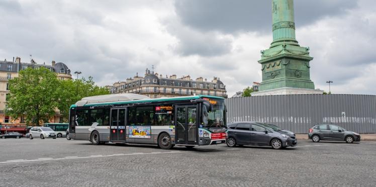 Les transports publics seront gratuits pour les enfants à Paris dès septembre