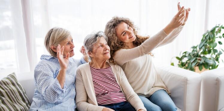 """""""4 Generations Challenge"""" : le défi mignon et viral de ce début d'année"""