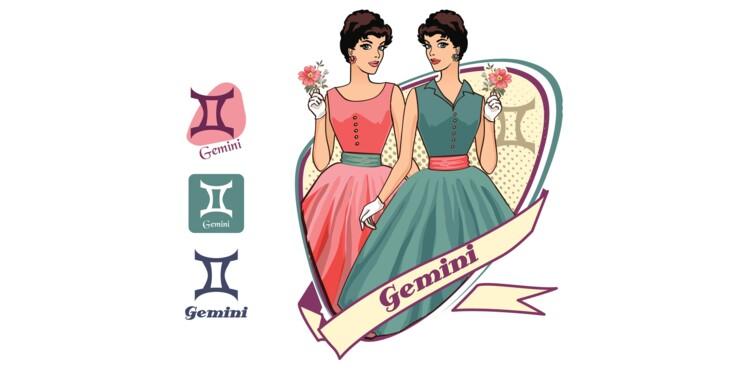 Horoscope du Gémeaux en 2019 mois par mois