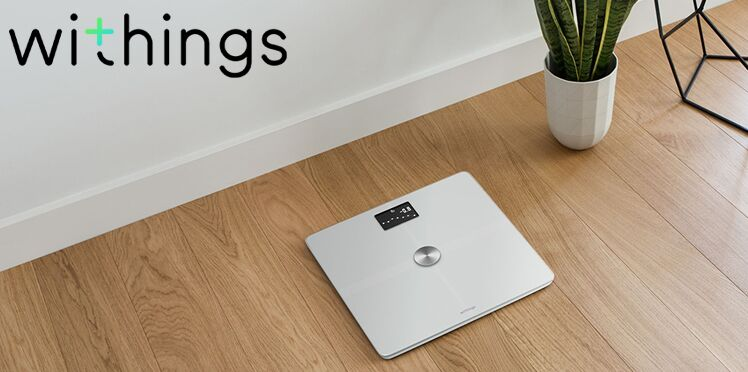 15 balances Body + Withings à gagner