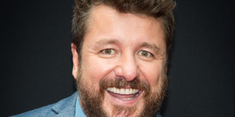 Bruno Guillon face à un candidat sosie de Laurent Gerra dans son émission Les Z'amours