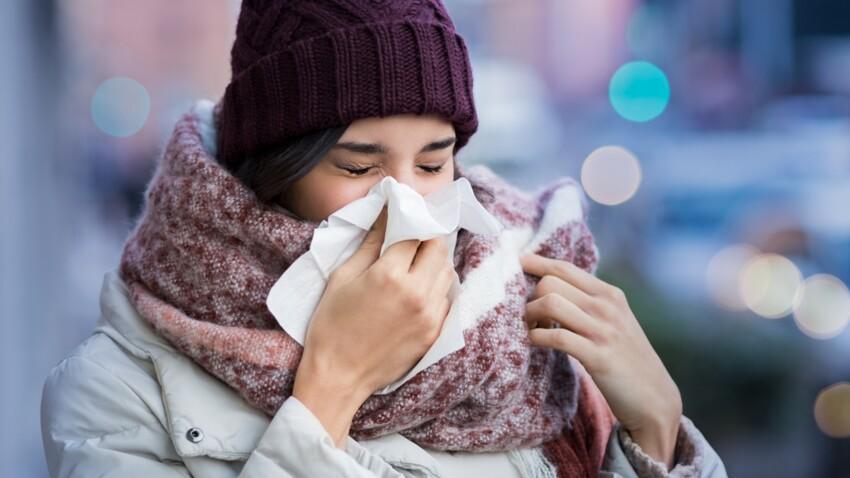 Pourquoi a-t-on le nez qui coule quand il fait froid (et comment l'éviter) ?