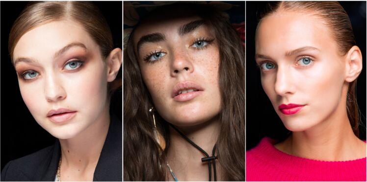 Make-up : les tendances maquillage que vous verrez partout en 2019