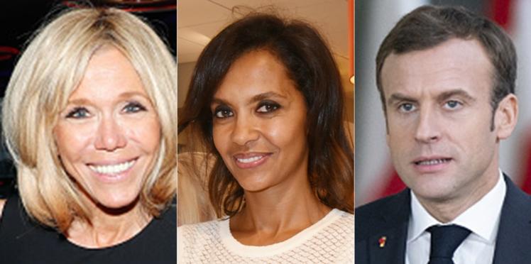 Karine Le Marchand révèle les confidences que lui a faites Brigitte Macron sur son mari