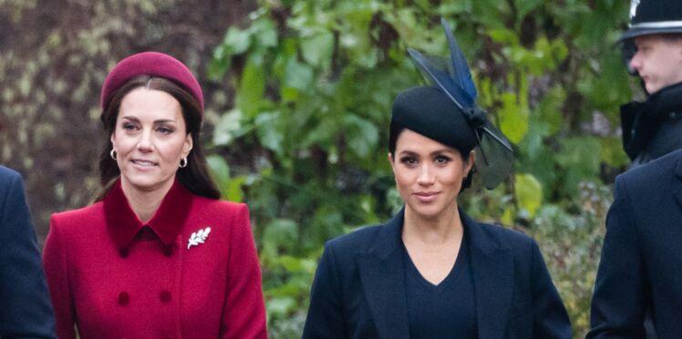 Meghan Markle : cette grosse erreur qui risque de raviver les tensions avec Kate Middleton