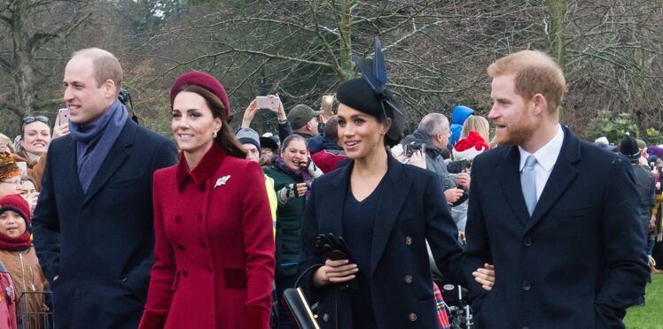 Meghan Markle et le prince William fâchés ? Une experte du langage corporel dément
