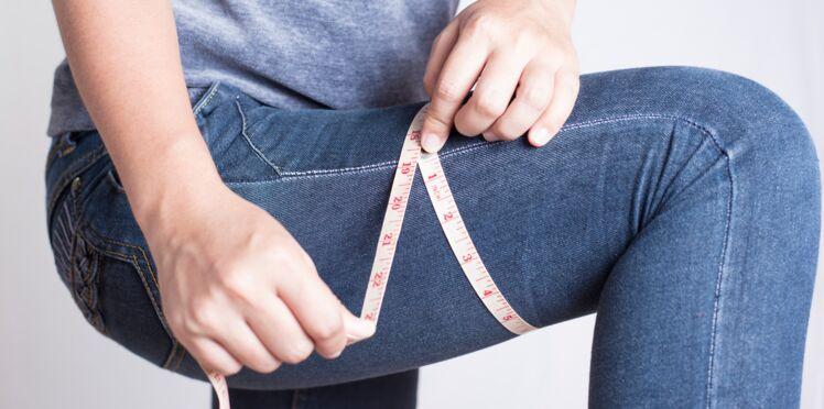 Cuisses rondes : quel jean adopter pour s'affiner ?