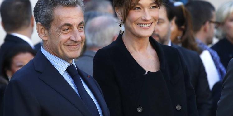 Après plus de 10 ans de mariage, Carla Bruni et Nicolas Sarkozy gardent une manie de couple qui fait sourire