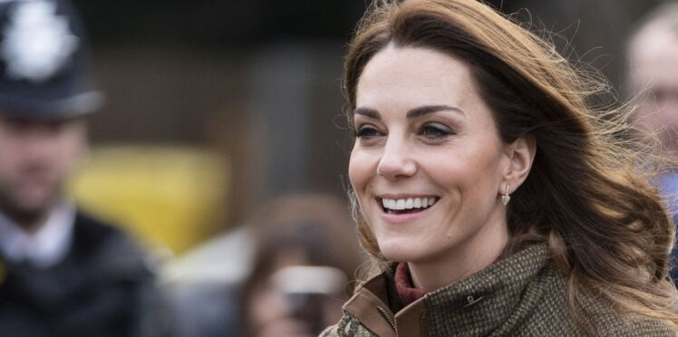 PHOTOS - Kate Middleton : elle ose les boots de montagne pour un look casual sans chichi