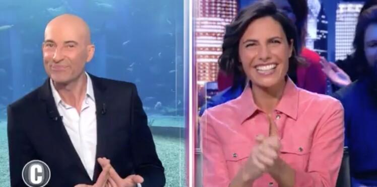 Alessandra Sublet se fait tacler par Nicolas Canteloup sur ses vacances avec Laeticia Hallyday