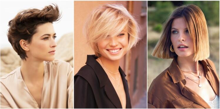 Les Tendances Coupe De Cheveux Du Printemps Ete 2019 Femme