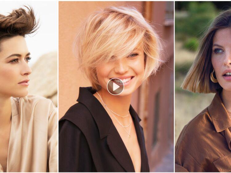 Les tendances coupe de cheveux du printemps,été 2019  Femme Actuelle Le MAG