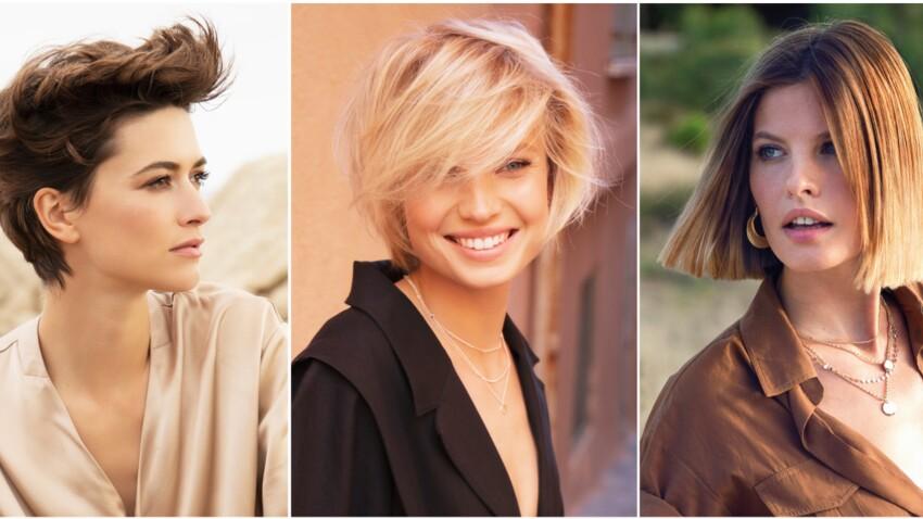 Les tendances coupe de cheveux du printemps-été 2019