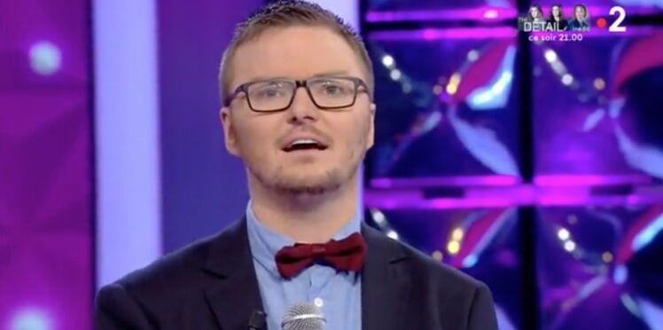 """N'oubliez pas les paroles : Renaud, éliminé injustement avec """"Cassé"""", reçoit le soutien de Nolwenn Leroy"""