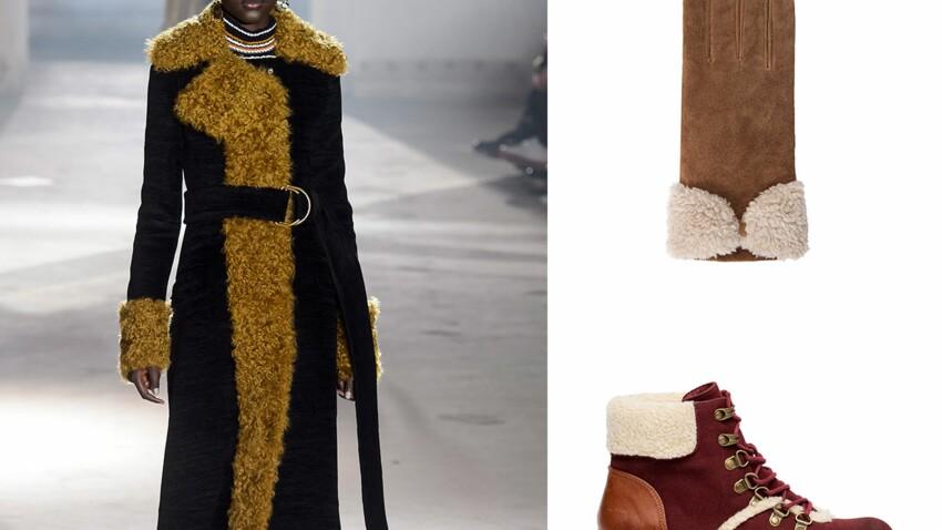 Comment porter la peau lainée ?