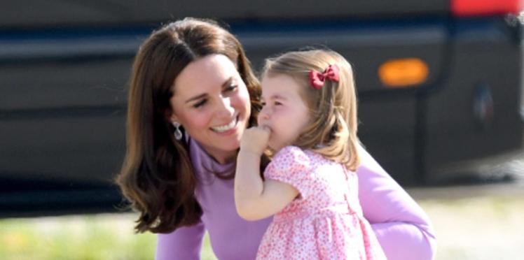 Kate Middleton, maman fière de sa princesse Charlotte, livre ses confidences