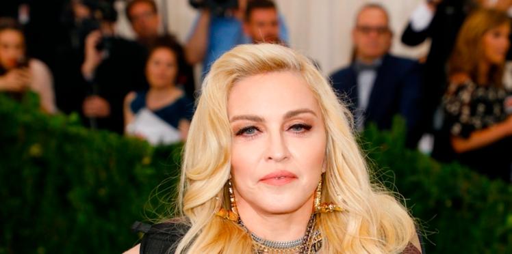 Photo- Madonna : sa nouvelle coupe de cheveux fait réagir les internautes !