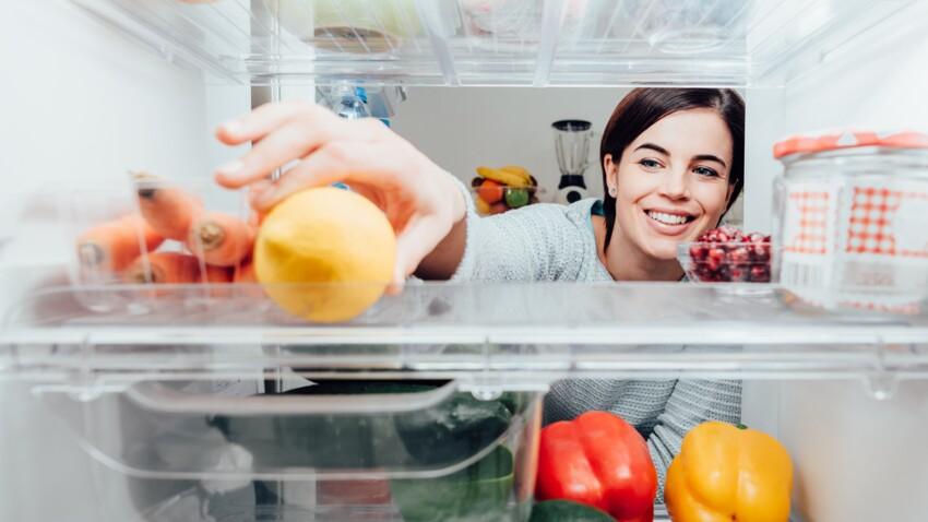 Rhume, hypertension, cystite : 11 aliments du frigo qui..