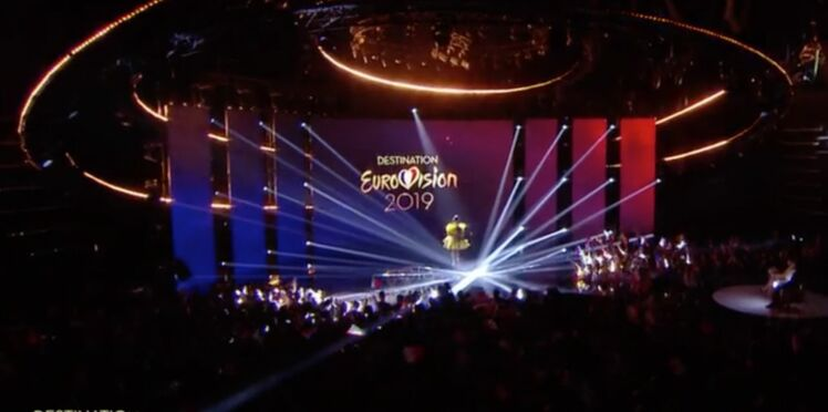 Destination Eurovision : l'émission perturbée par des opposants à l'Eurovision 2019 en Israël