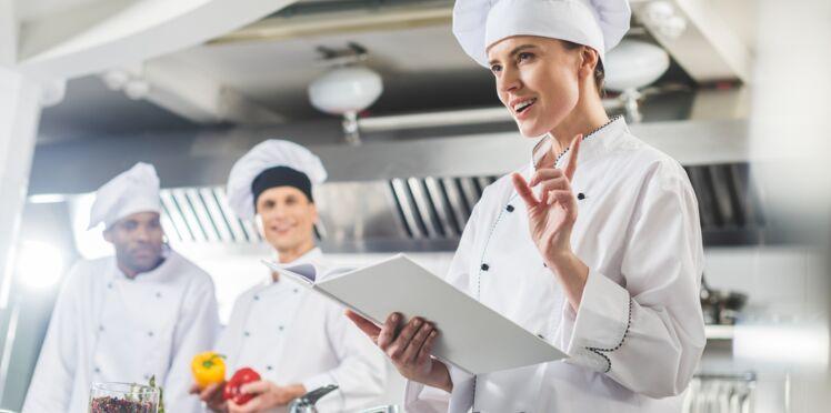 """Témoignage : """"Cheffe cuisinier, je me suis imposée dans un univers masculin"""""""