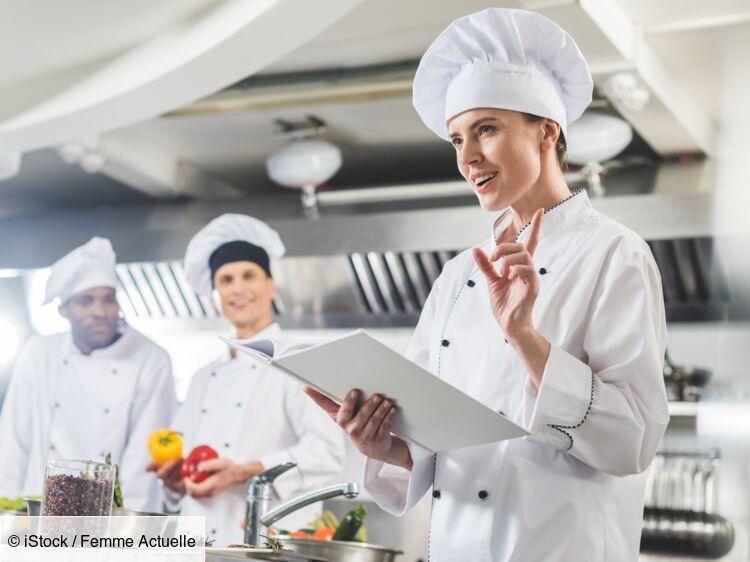 Rencontre femme cuisinière