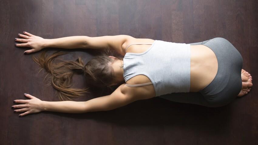 Mal de dos : 6 postures de yoga pour soulager immédiatement les douleurs