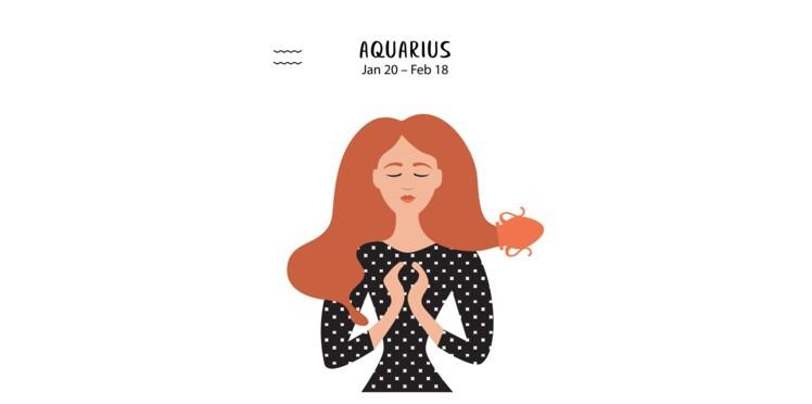 lhoroscope du jour aquarius femme
