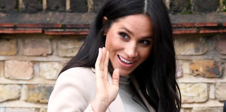 Meghan Markle : jean troué et solaires sur le nez, elle crée le buzz avec son look décontracté dans les rues de Londres