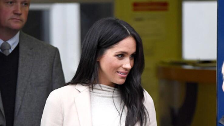 """Meghan Markle """"isolée et seule"""" depuis les rumeurs sur sa relation avec Kate Middleton"""