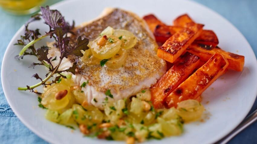Au curry, en papillote… Nos recettes de colin (merlu ou lieu), ce poisson blanc pas cher et (presque) sans arrêtes.