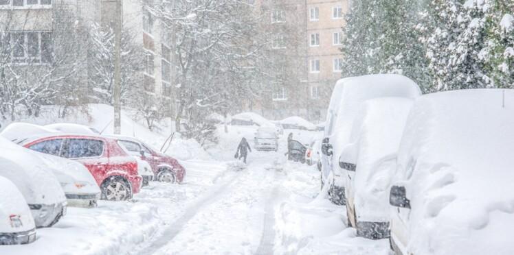 Absence, télétravail, RTT... Peut-on ne pas aller travailler à cause de la neige ?