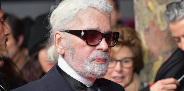 Inquiétude autour de l'état de santé de Karl Lagerfeld, absent de son défilé Chanel pour la première fois de l'histoire