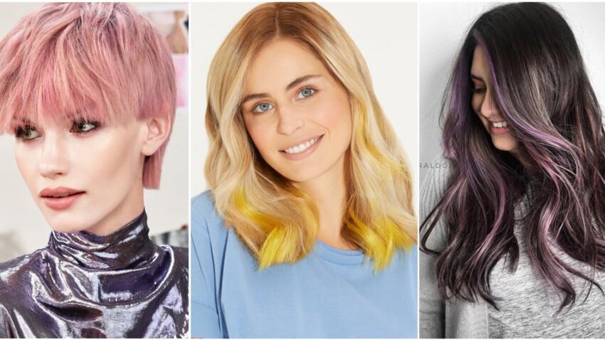 Tendance cheveux 2019 : 15 idées de colorations pastel