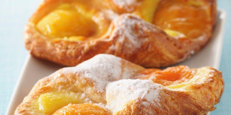 Pain suisse, brioche, palmier, nos meilleures recettes de viennoiseries