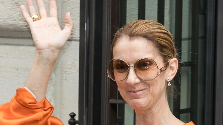 Céline Dion : elle ose une tenue surprenante pour son retour en France !