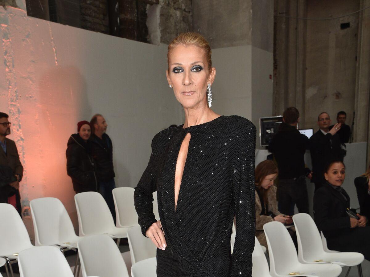 Photos Celine Dion Tres Amaigrie Ses Fans S Alarment Sur Son Etat De Sante Femme Actuelle Le Mag