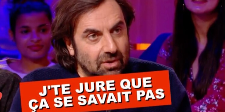 """André Manoukian fait une boulette en révélant le nom d'un ex de Marion Cotillard dans """"Je t'aime etc..."""""""
