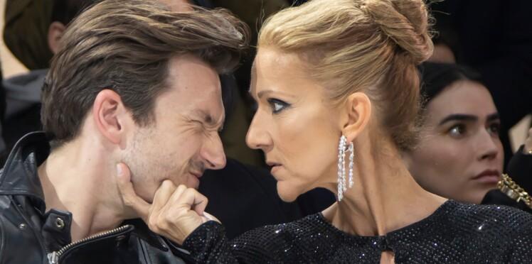 Photos - Céline Dion complice et tactile avec le danseur Pepe Munoz