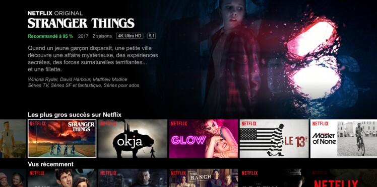 Netflix : comment supprimer de l'écran d'accueil un film ou une série commencée que l'on ne veut plus voir