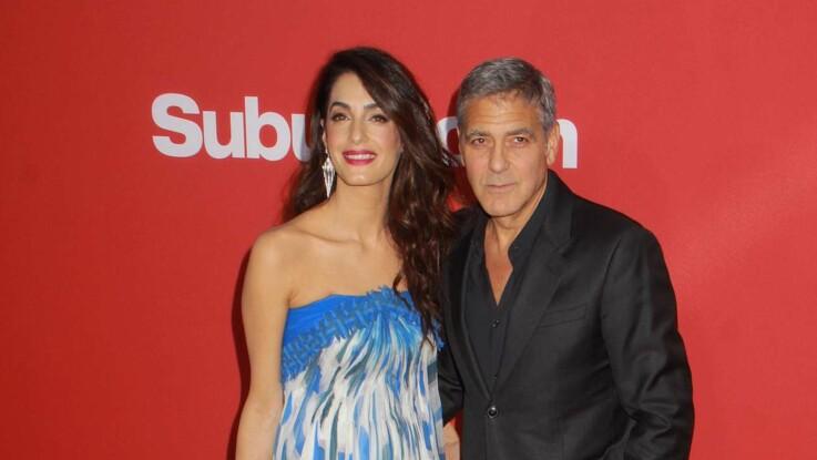 Divorce de George Clooney et Amal Alamuddin ? L'acteur explique la situation