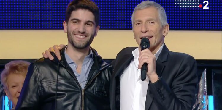 N'oubliez pas les paroles : Kevin fait une jolie surprise à Nagui et revient sur le plateau de l'émission