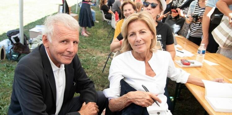 Claire Chazal et Patrick Poivre d'Arvor à nouveau réunis à la télévision