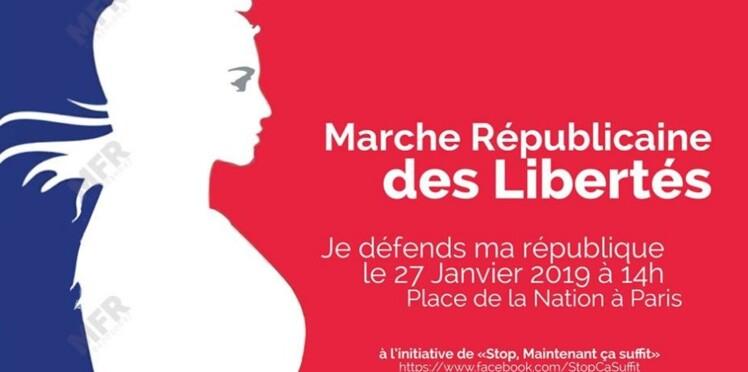 Qui sont les Foulards rouges, qui manifestent dimanche 27 janvier en riposte aux Gilets jaunes ?