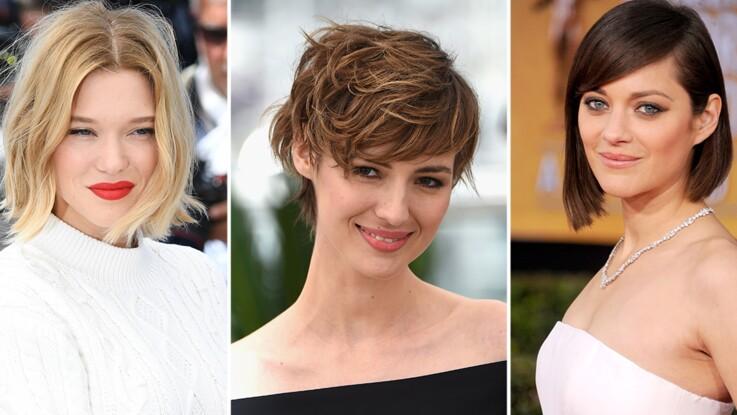 10 coupes et coiffures pour cheveux courts qui amincissent