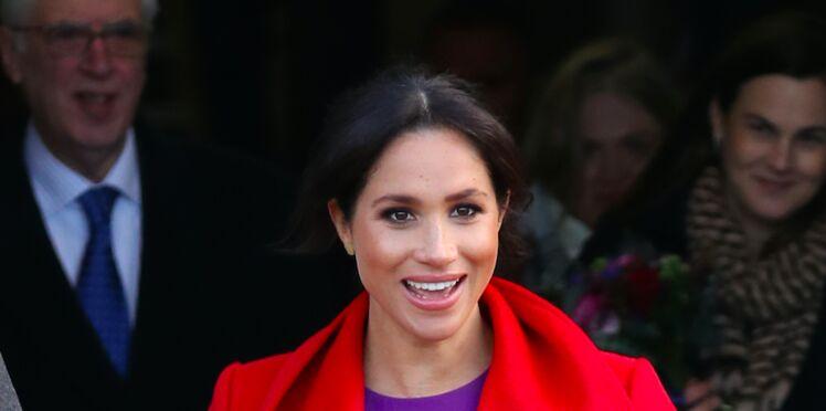 Meghan Markle : son royal baby n'aura pas de nounou et elle a ses raisons
