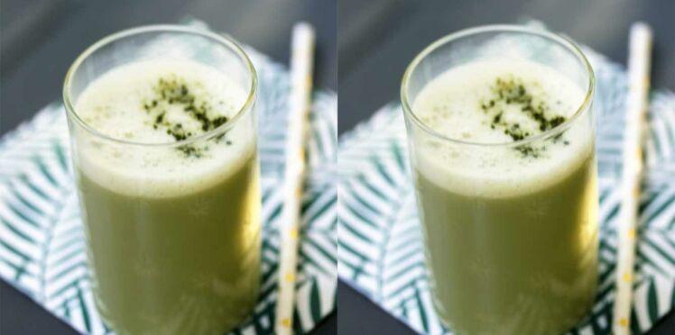 Matcha Latte (boisson végétale au thé Matcha)