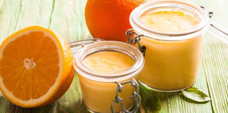 Mousse à l'orange