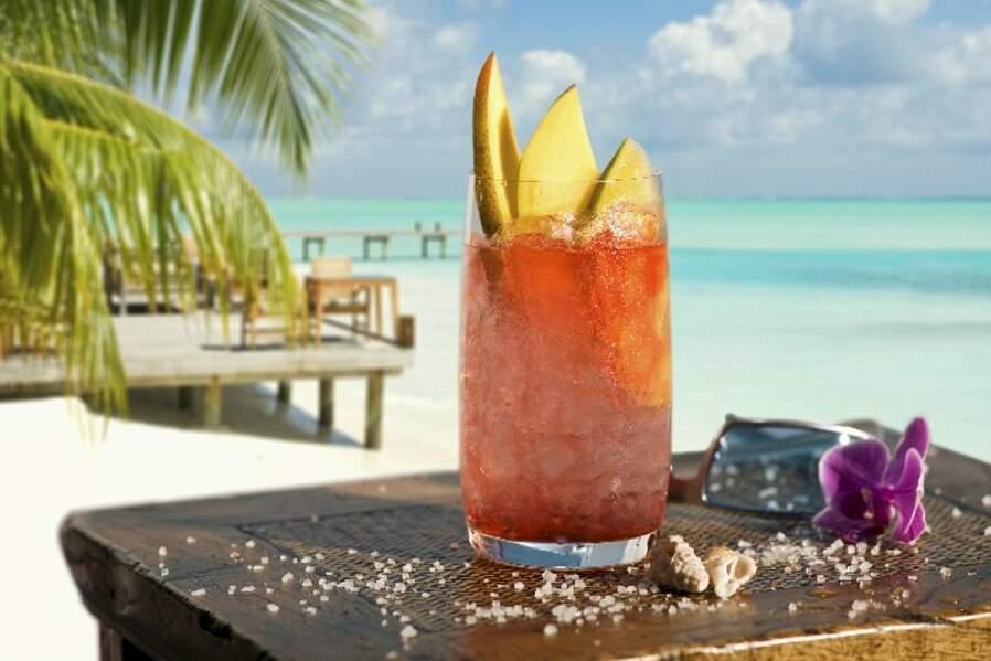 Cocktail pour le Scorpion : le Sex on the beach