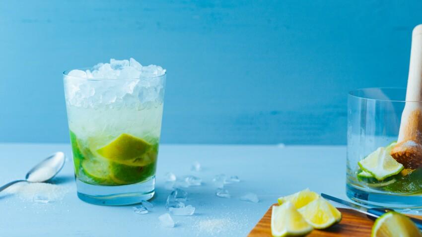 La caipirinha, le cocktail de l'été en vidéo !